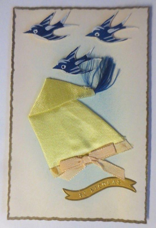 Taufe, Geburt, St, Nicolas, 1930 ♥ (71985)