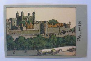 Palmin,  Serie 109, Bild 2. Berühmte Burgen, Der Tower in London ♥ (989)