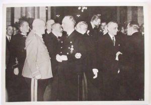 Österreich, Erzherzog Josef, Soldatentreffen, Fotokarte (39055)