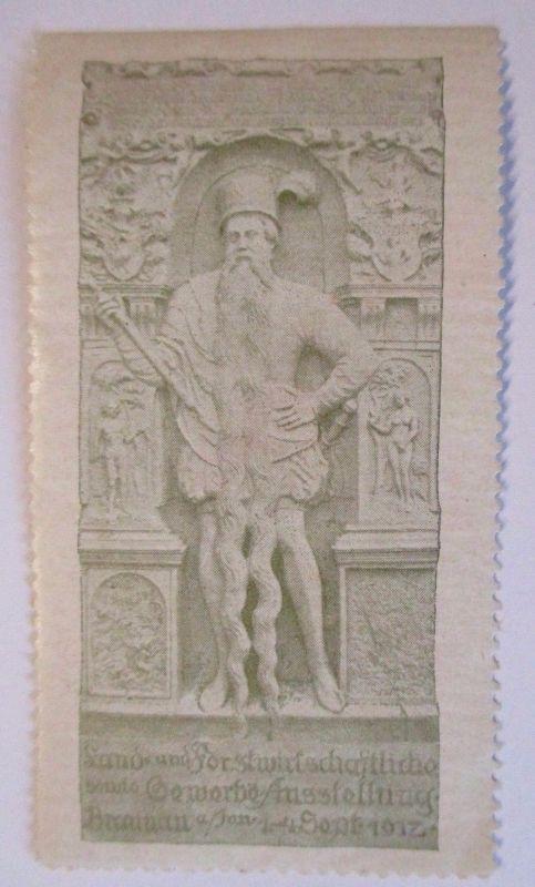 D.Reich, Land - und Forstwirtschaft. Gewerbeausstellung Braunau 1917 (49489)