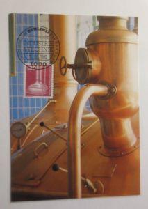 Maximumkarten  Brauanlage 1982 ♥ (41301)