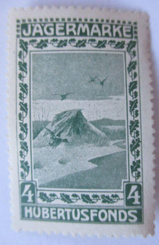 Österreich, Jägermarke Hubertusfonds postfrisch (42263)