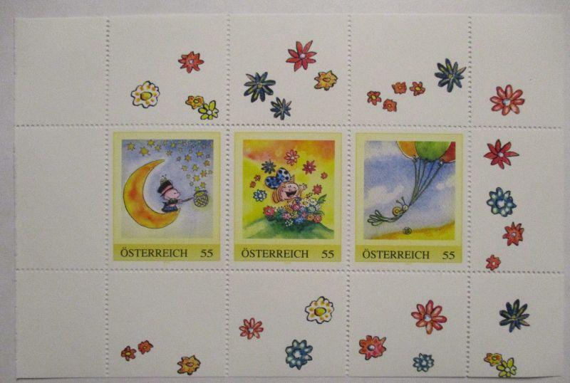 Österreich, Personalisierte Marken, Kinder Mond Luftballon, postfrisch (46682)