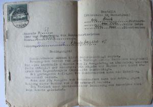 Österreich Ganzsache 19. Ballonpost Wien 1958  ZF Tag der Luftfahrt  ♥ (3484)