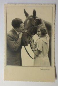 Pferde, Frauen, Männer, Mode, Liebesgeständel,  1941 ♥ (35519)