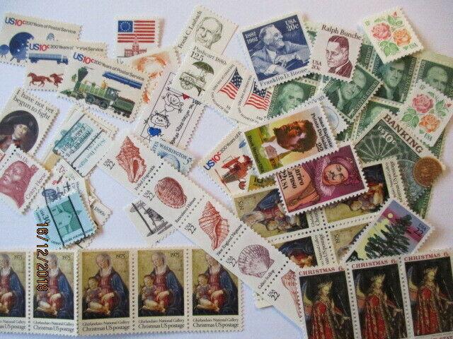 USA, postfrische Marken ca. 70er Jahre, Nominale 10 USD (2225)
