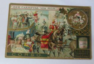 Liebig,  Serie 365, Der Carneval von Rom   ♥ 31823