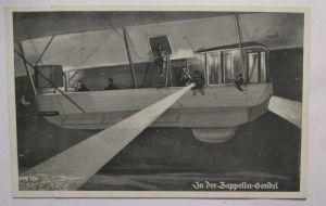In der Zeppelin Gondel , Patriotik (28433)