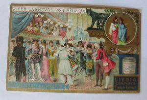 Liebig,  Serie 365, Der Carneval von Rom   ♥ 13611