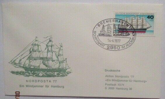 Schiffe Schiffahrt, Windjammer für Hamburg 1977 (33105)