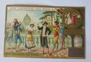 Liebig,  Serie 365, Der Carneval von Rom   ♥ 25875