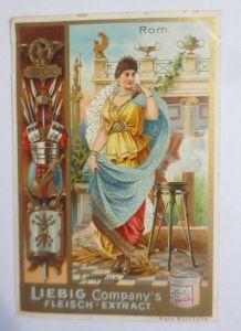 Liebig, Serie 361, Frauen der Geschichte, Rom, Agrippina♥