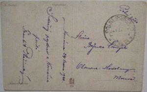 Tschechoslowakei, Feldpost 1920 (30718)