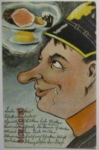 Weihnachten, Kinder, Mode, Weihnachtslieder Singen,  1917, Prägekarte  ♥ (28581)