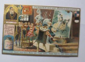 Liebig, Serie 596, Italienische Renaissance,Tizian ♥