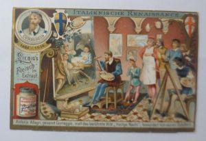 Liebig, Serie 596, Italienische Renaissance, Correggio ♥
