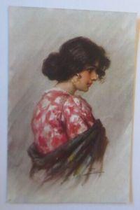 Künstlerkarte, Frauen, Mode,   1910, Munk Vienne ♥ (54426)