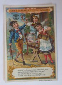 Kaufmannsbilder, Liebig, Kinder, Berge, Wein ♥