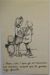 Kinder WW 1, Poulbot Nr.72 (28841)