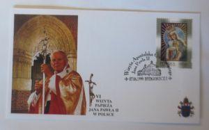 Papst Johannes Paul II.  Sonderbrief Polen 1999 ♥ 44519