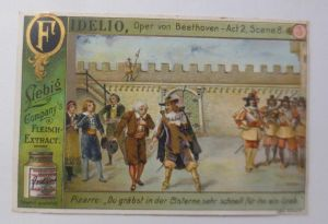 Liebig, Serie 529, Fidelio, Oper von Beethoven-Act 2, Scene 8, Nr.3    ♥