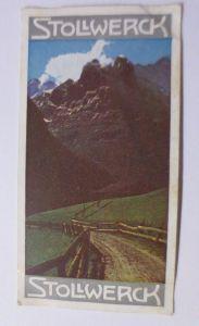 Stollwerck, Gruppe 322,  Nr.2,   Album  Nr.7, Schweiz I.   ♥