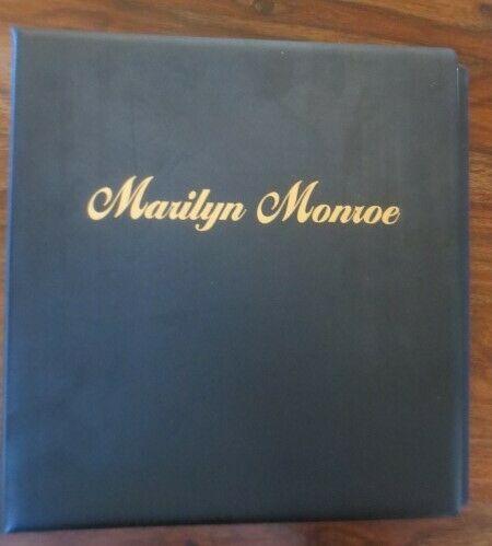 Marilyn Monroe Album mit Sammlung aus Abo ehem.Einkaufspreis ca. über 500 Euro ♥