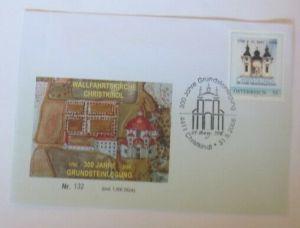 Österreich - FDC Ersttagsbrief Sonderstempel  Christkindl  31.05.2008 ♥ (49083)