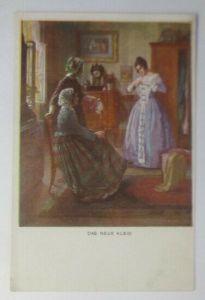 Künstlerkarte, Frauen, Mode, Das Neue Kleid,  1910, Munk Vienne  ♥ (69148)