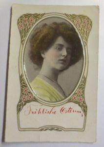 Ostern, Frauen, Mode, Jugendstil,  1913  ♥ (62911)