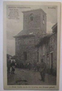 Frankreich, Brieulles, Katholische Kirche, Soldaten (21116)