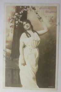 Pfingsten, Frauen, Mode,  1905, Lychmogravüre, Fotografie  ♥ (61719)