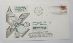 Weltraum USA Space Shuttle Marshall Space Flight Center First Test 1979 ♥(54221)