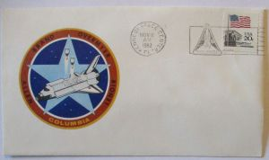 Weltraum USA NASA Space Shuttle Columbia 1982 (9382)