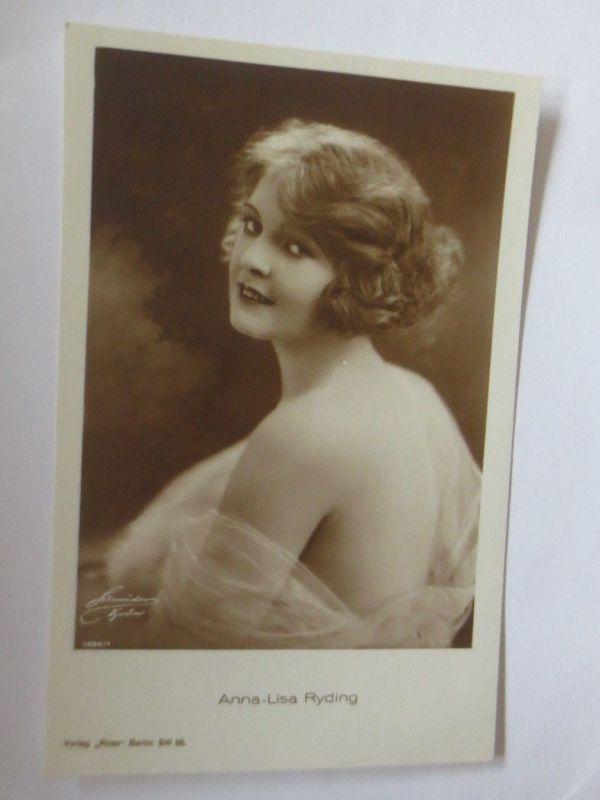 Schauspieler, Anna-Lisa Ryding,  1920 ♥ (69883)