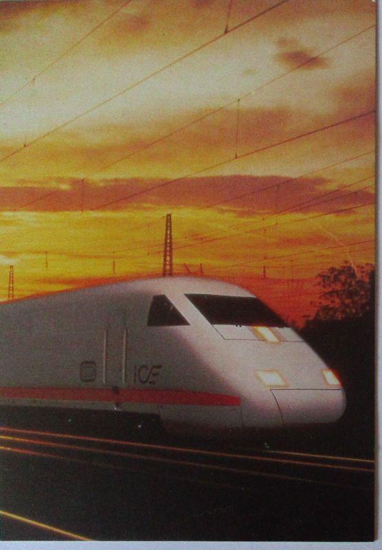 DB Intercity Experimental ICE BZA München (14424)
