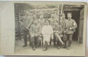Weißrußland Belarus Soldaten 93. Infanterie Division 1916 nach Triberg (10428)