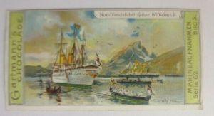 Kaufmannsbilder, Schokolade Gartmann, Serie 62, Bild 5.  ♥ (17774)