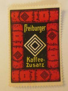 Vignetten, Freiburger Kaffee-Zusatz  1914  ♥ (28752)
