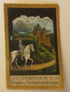 Vignetten Standart Bronze Ritter 1914  ♥ (21706)