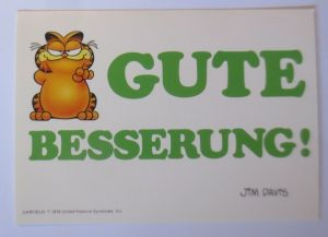 Comic Garfield, Jim Daivs        1978  ♥  (66655)