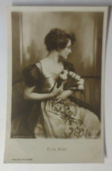 Schauspieler, Eva May, Verlag Ross, Foto Becker & Maass,  269/1 ♥ (28491)