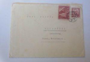 Tschechoslowakei Bratislava-Kitzbühel Tirol Österreich 1947 ♥ (72518)