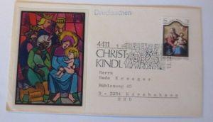 Österreich - FDC  Ersttagsbrief - Sonderstempel  Christkindl 11.11.1978♥(54837)