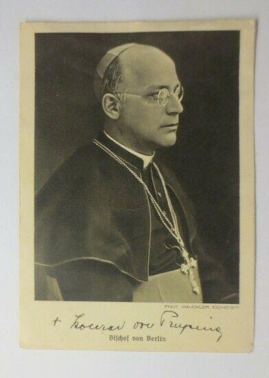Bischof von Berlin Konrad Graf von Preysing 1950 ♥ (72847)