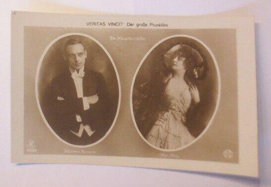 Schauspieler, Johannes Riemann, Mia Mey, Veritas Vincit :♥ (6273)