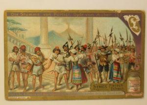 Liebig  Serie 578, Oper von Auber, Die Stumme von Portici  ♥ (264)