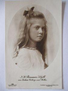 Sachsen Coburg Gotha, Prinzessin Sibylle (37757)