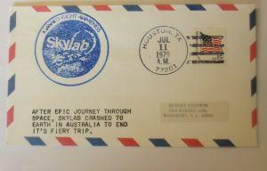 Weltraum USA NASA Space Skylab  1979 ♥ (37620)