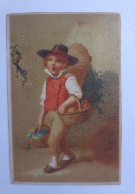 Kaufmannsbilder, E. Leconte,    Kinder,  1900 ♥ (61894)